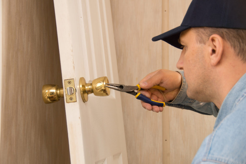 house safety with locksmith