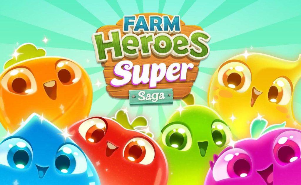 Farm Heroes Super Saga Strategy