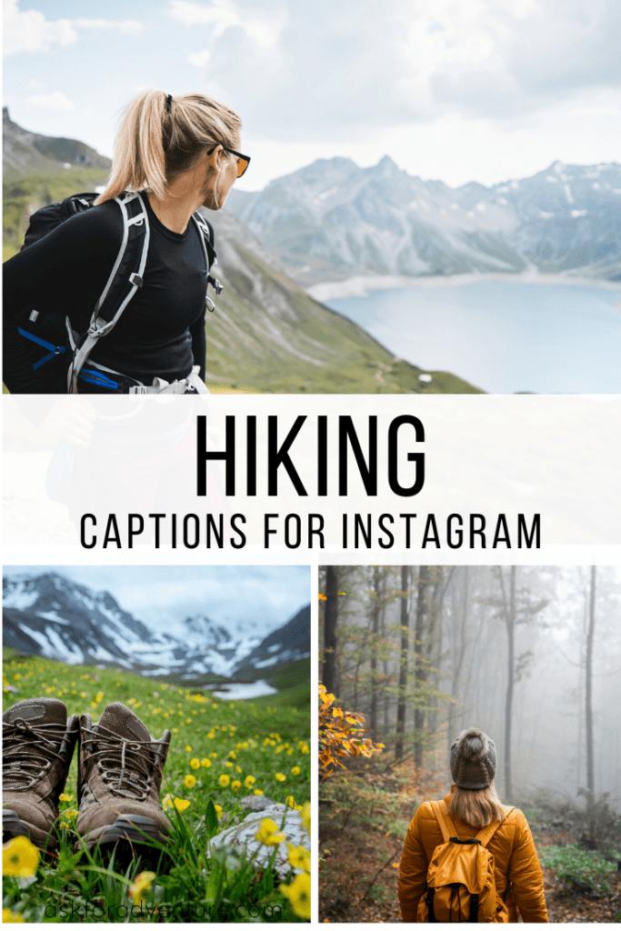 funny hiking